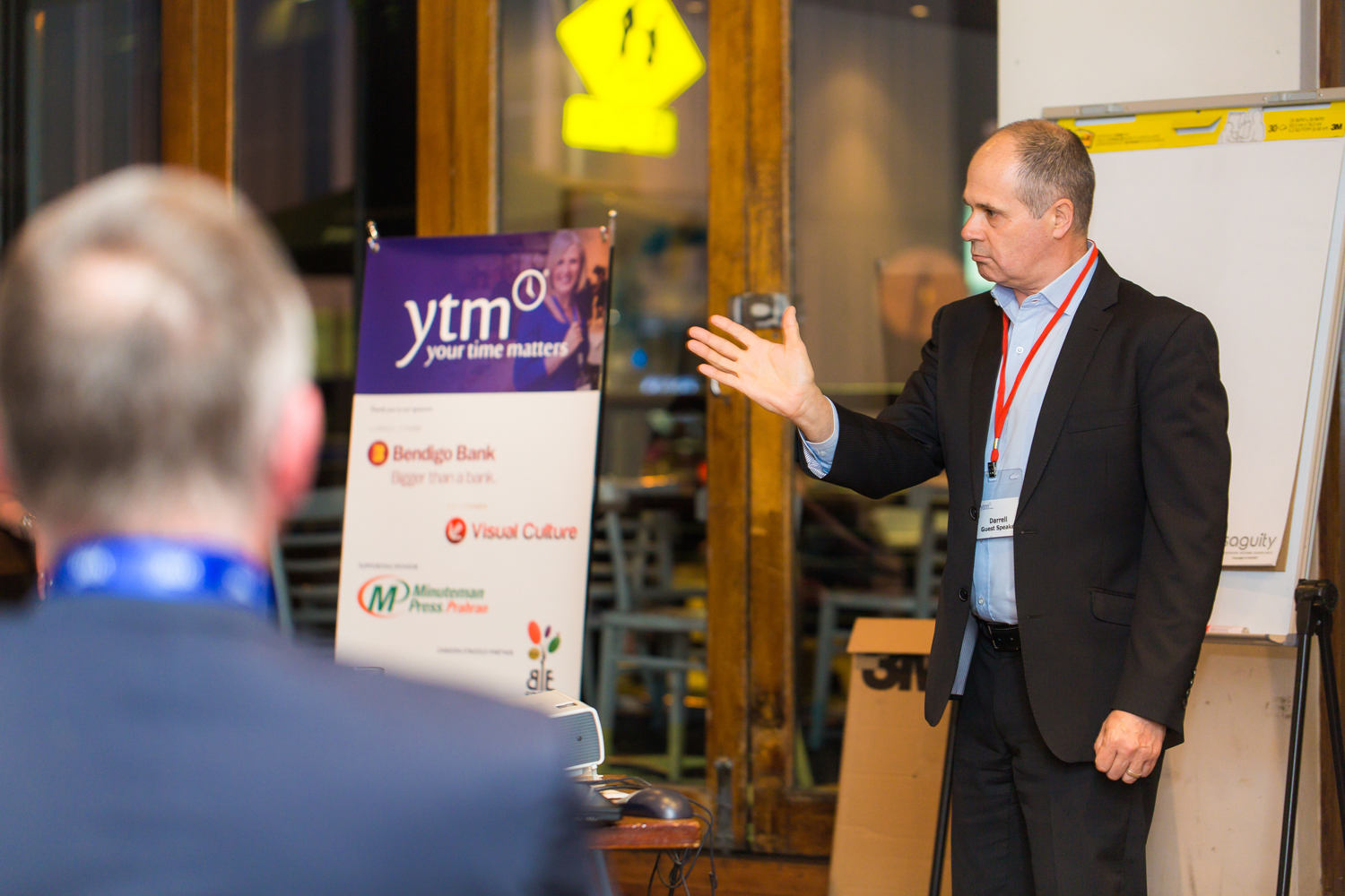 Why would you collaborate with YTM? - We host professionally run networking events for business owners and professionals that offer guests real connection, learning and business development opportunities. These are not card swap events where people leave feeling empty. Our members are proactive, supportive and engaged, and have a genuine desire to succeed individually as well as a group.