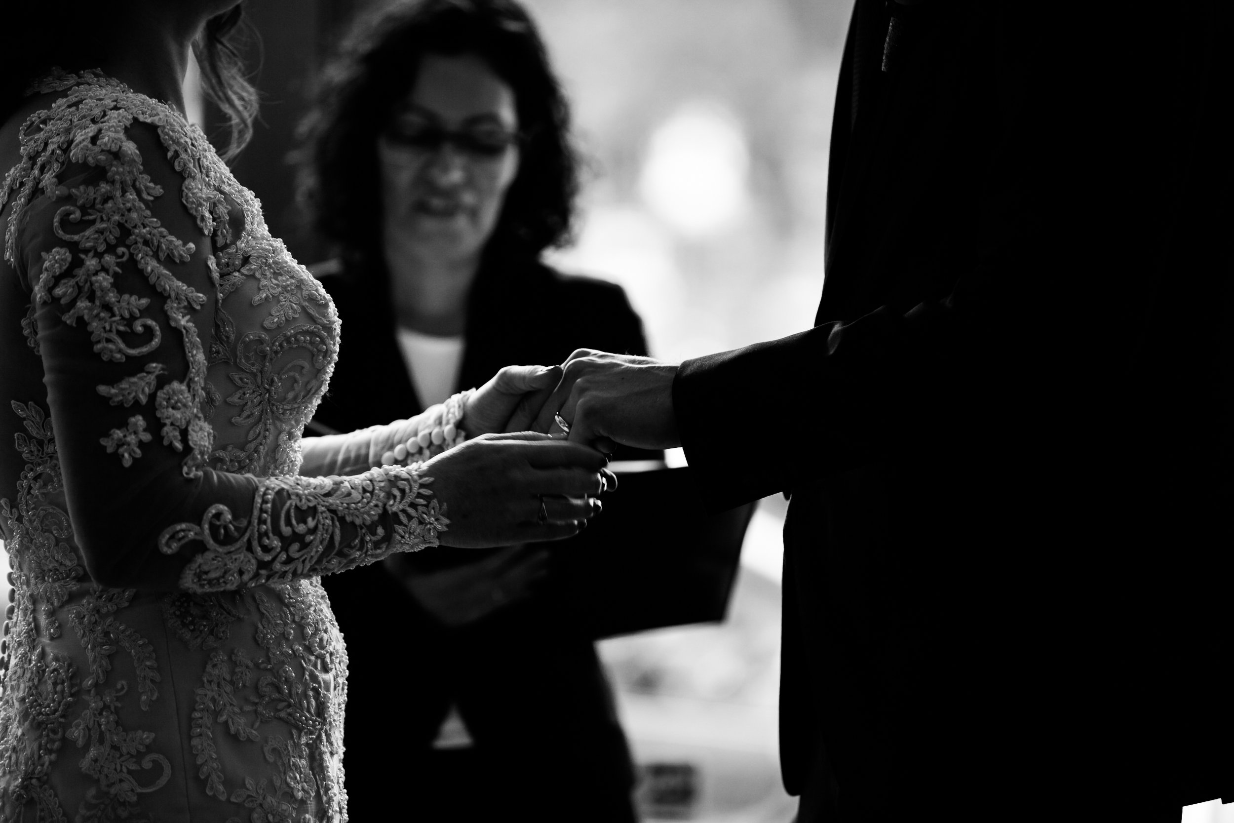 I was the officiant at a recent wedding & I have to say....Amina was friendly, organized & efficient!!! She has a caring attitude & did not rush to get photos done! Would definitely recommend Amina Ford photography! - https://www.lastminuteofficiant.com/theofficiant