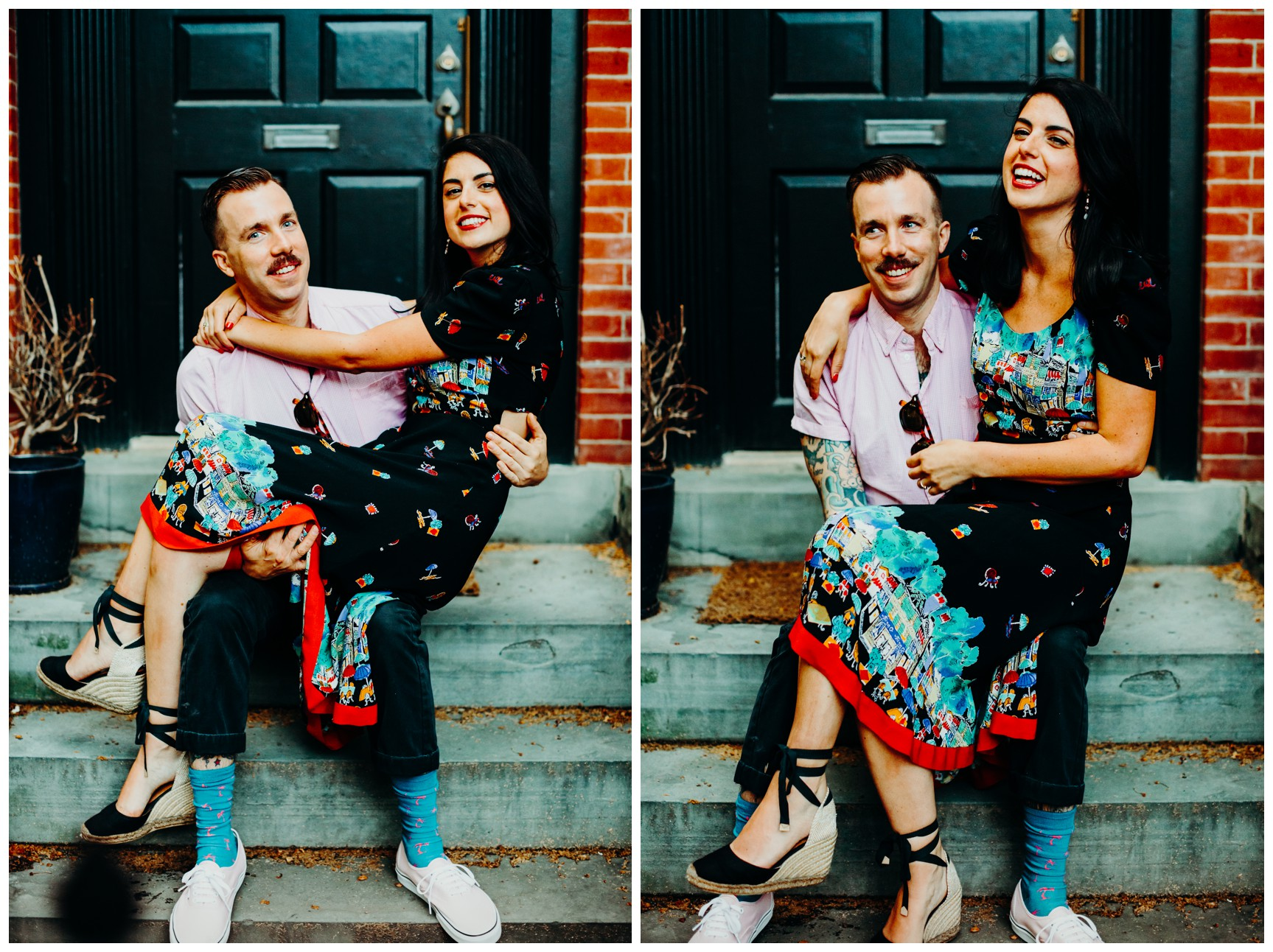 Greenpoint Engagement Session