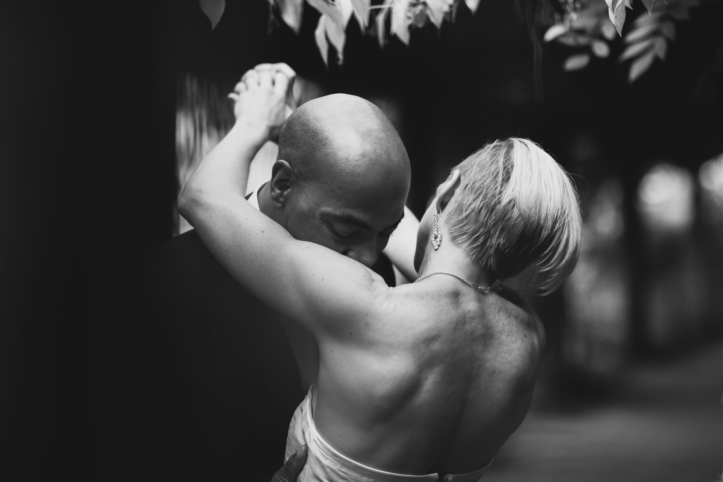 elopement at Coker Arboretum