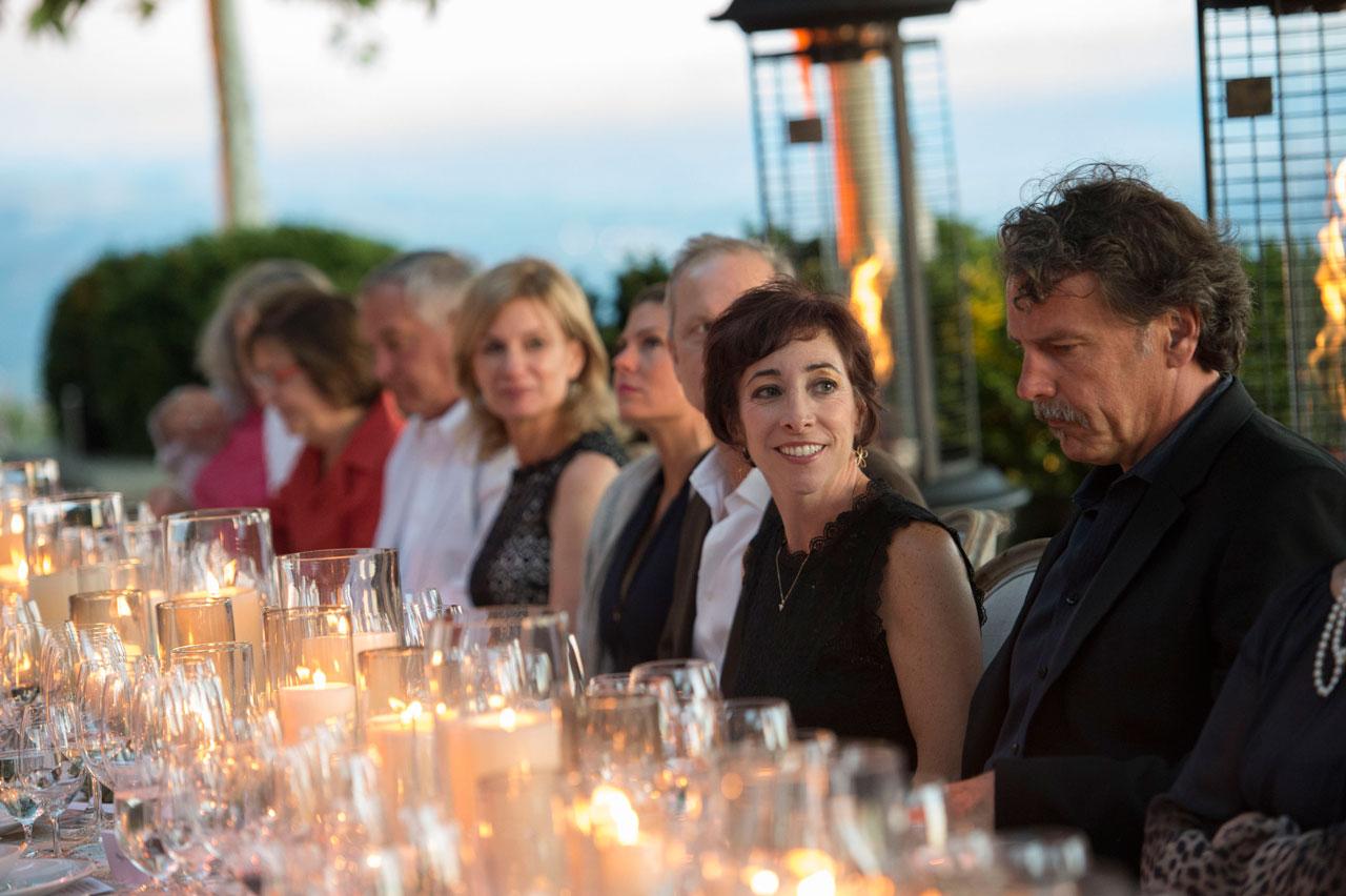 Founder's Dinner Festival Del Sole '14