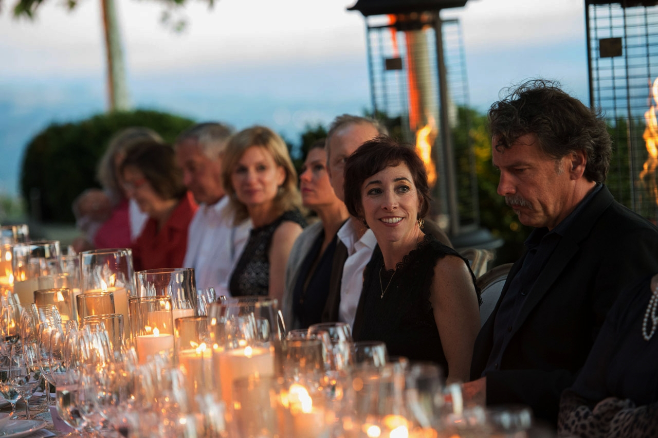 Fantastic job as always my friend! Thank you for thinking outside the box and creating one of the best events this year! Lots of positive feedback from the guests.      -  HEATHER DEPEW, DIRECTOR OF SALES, ST. HELENA WINERY