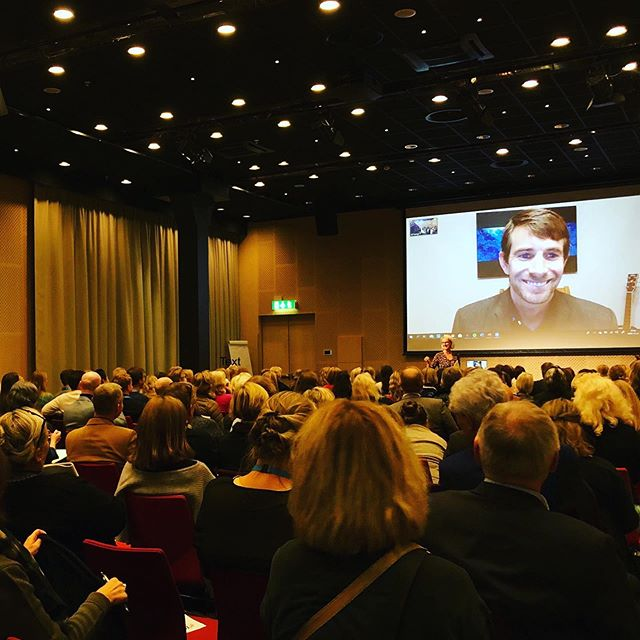 Morgan Michael Bailey, team member and founder of the Intrepid Coaching Group speaking virtually for ICF Sweden on 11/11. The conversation was around developing engineering leaders. With tech booming across the globe we need to develop more conscious tech leaders so technology can work for us and not against us. #icfsverige #consciouscapitalism #coaching #leadership