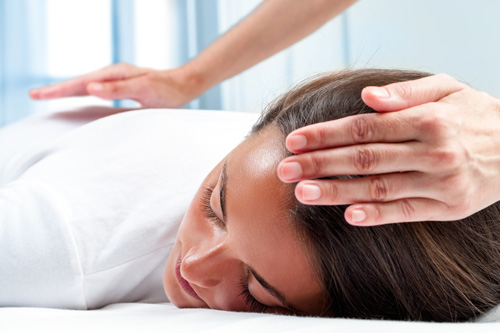 Deeply relaxing and renewing a reiki treatment is