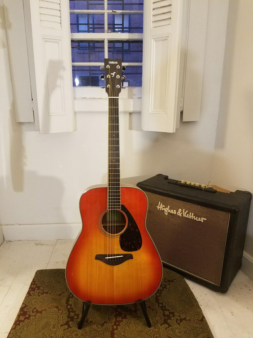 Cheap Acoustic Guitars-Brooklyn fine guitars.