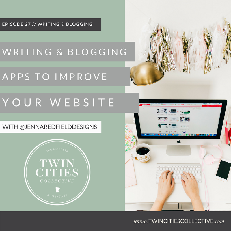 Tools to improve your writing