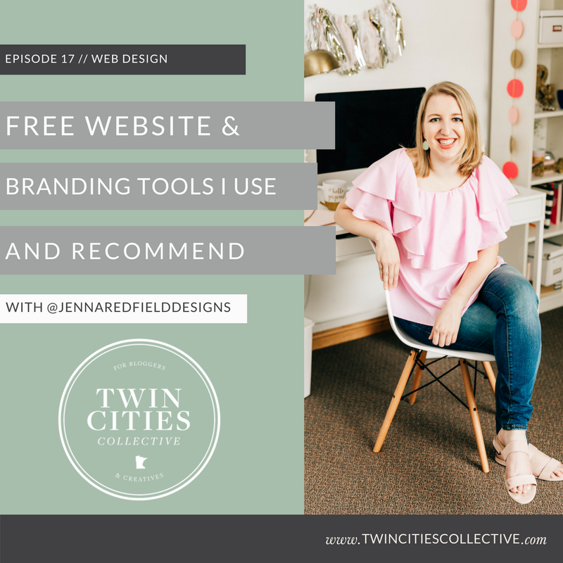Free Web Site & Branding Tools I use & Recommend