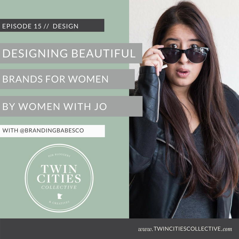 Designing beautiful brands for women