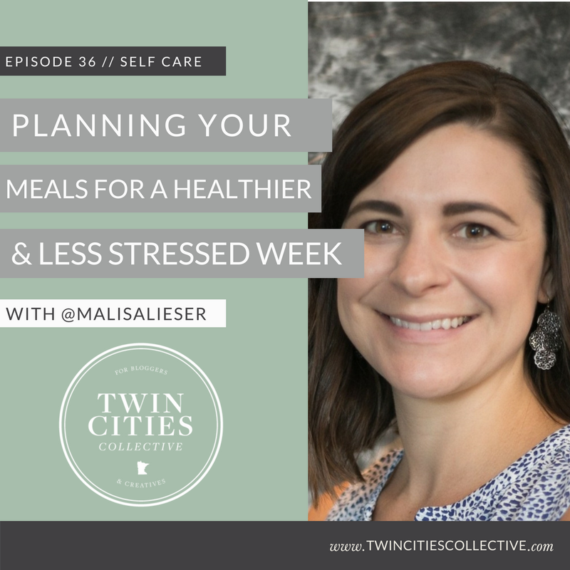 Planning Your Meals for a Healthier & Less Stressed week
