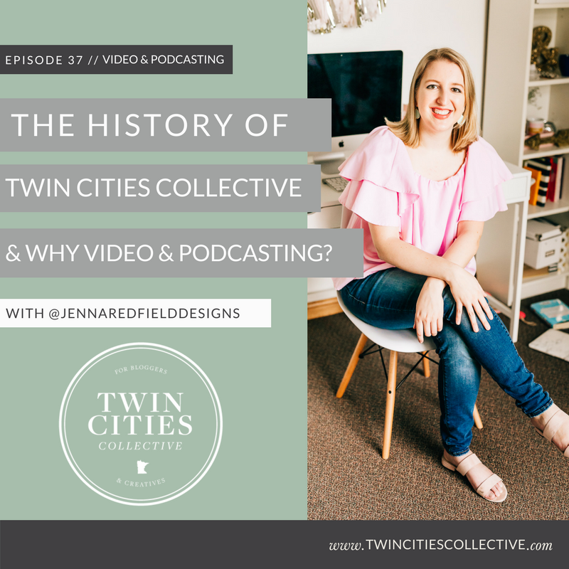 Host Jenna Redfield about the history of TCC & why podcasting & video?