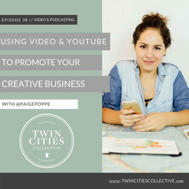 Using Video & YouTube to promote your creative business