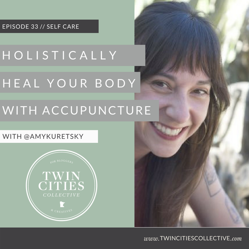 Holistically heal your body with acupuncture