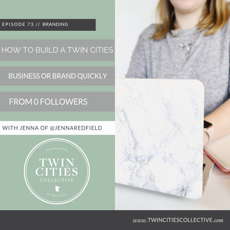 How To Build A Twin Cities Business Or Brand Quickly From 0 Followers
