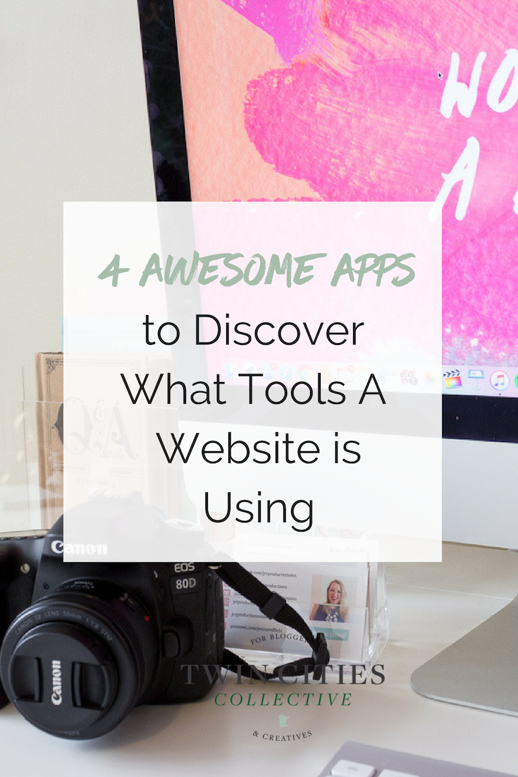 4 Awesome tools to discover what elements a website is using