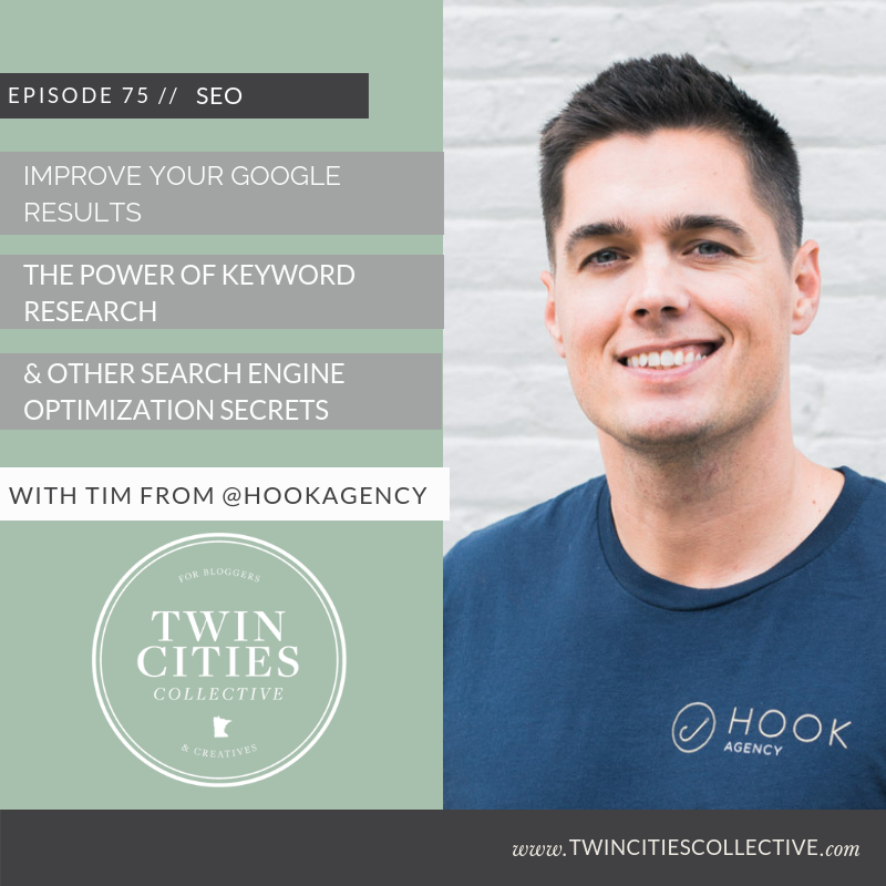 Improve your Google Results, The Power of Keyword Research & Other Search Engine Optimization Secrets with @hookagency