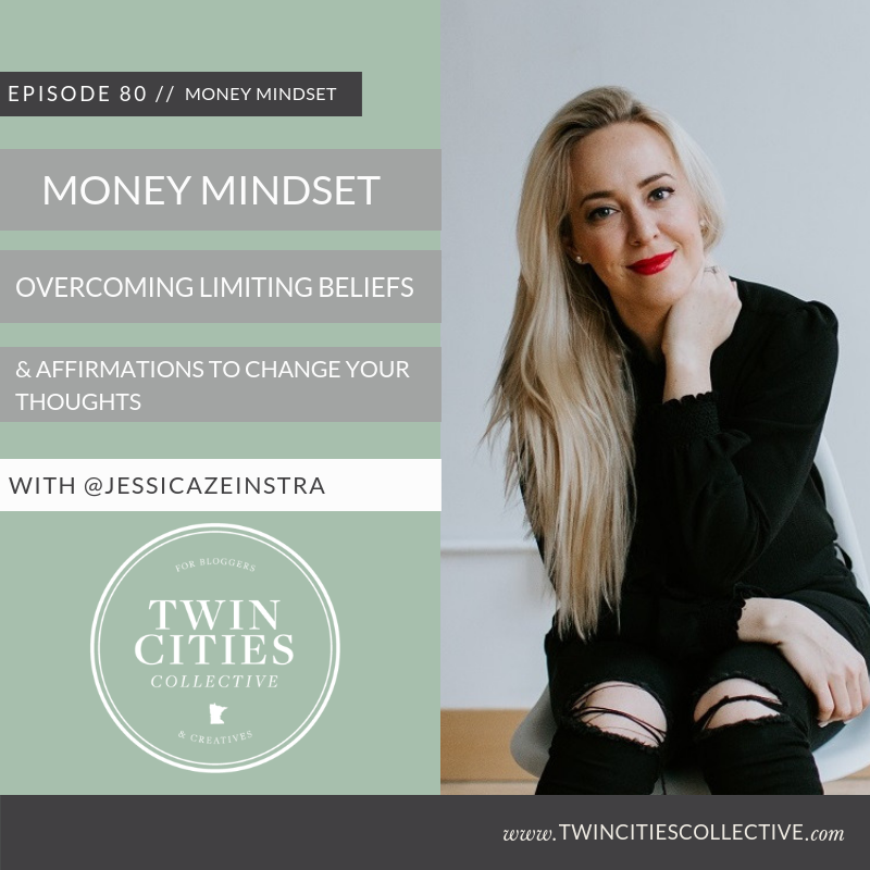 Money Mindset, Overcoming Limiting Beliefs, & Affirmations to change your thoughts
