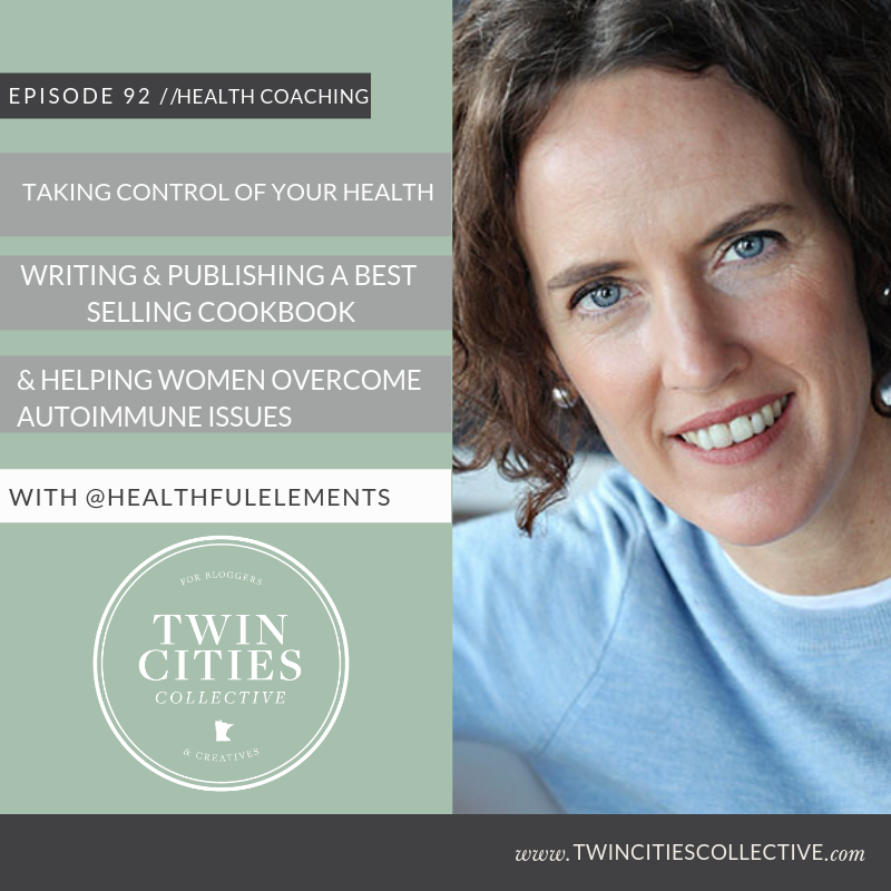 Taking Control of Your Health, Writing & Publishing A Best Selling Cookbook, & Helping Women Overcome Autoimmune Issues