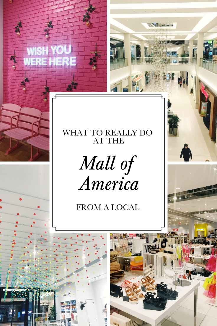 What to REALLY do at the Mall of America (From a Local) +Tips