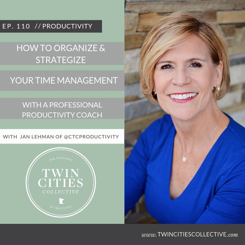 How To Organize & Strategize our time management with a professional productivity coach