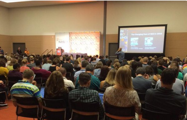 Need an expert at your event? - I've given lectures in front of thousands at big conferences like INBOUND, all the way to small local meetups. Read a review here.