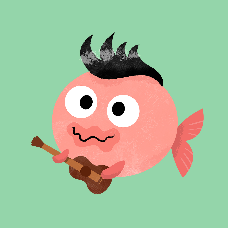 Robby the Blobfish