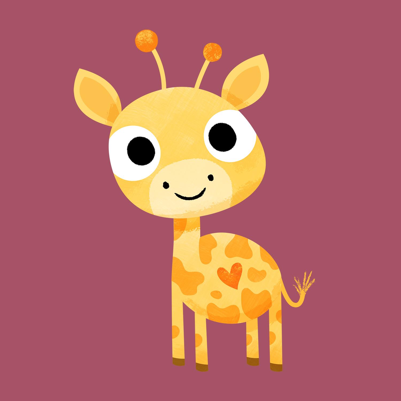 Tembo the Giraffe