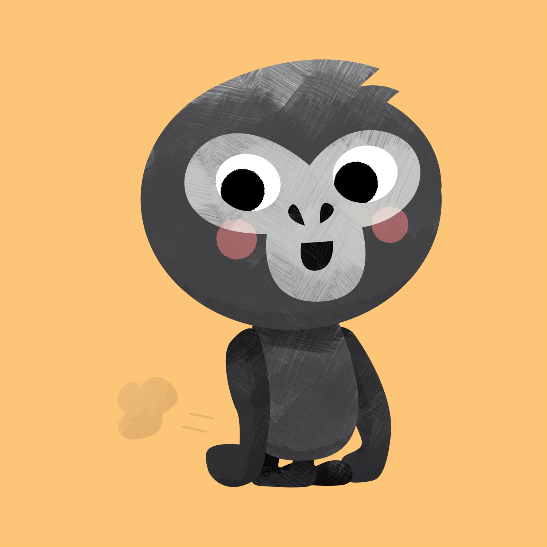 Bwindi the Windy Gorilla