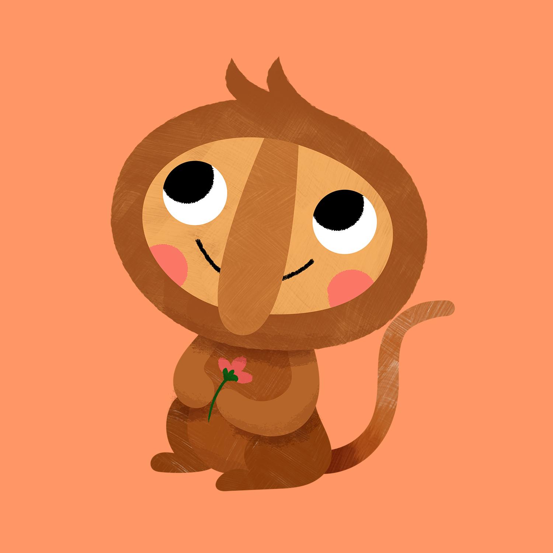 Putu the Proboscis Monkey