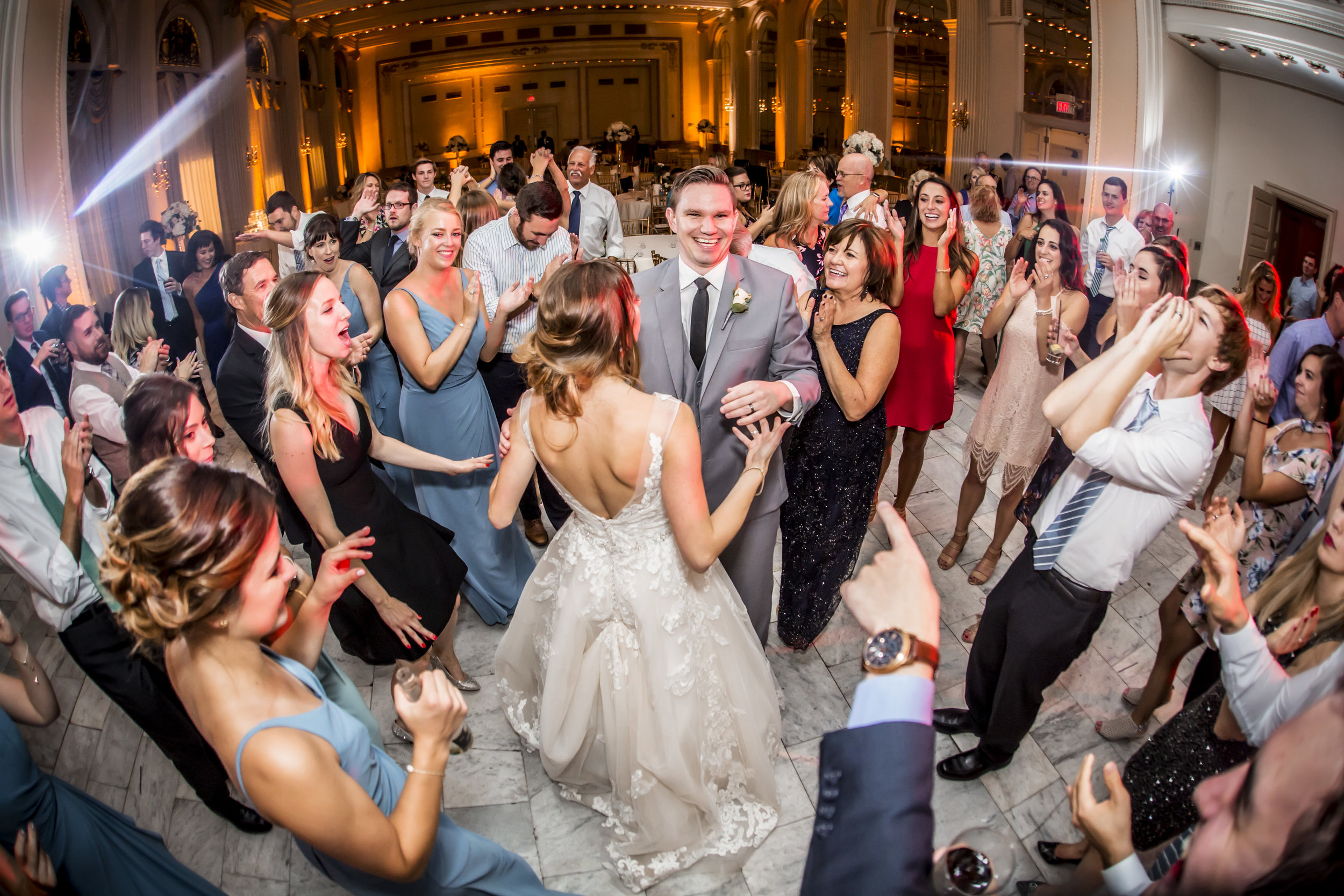 real weddings, reception insight, music and more - columbusWeddings