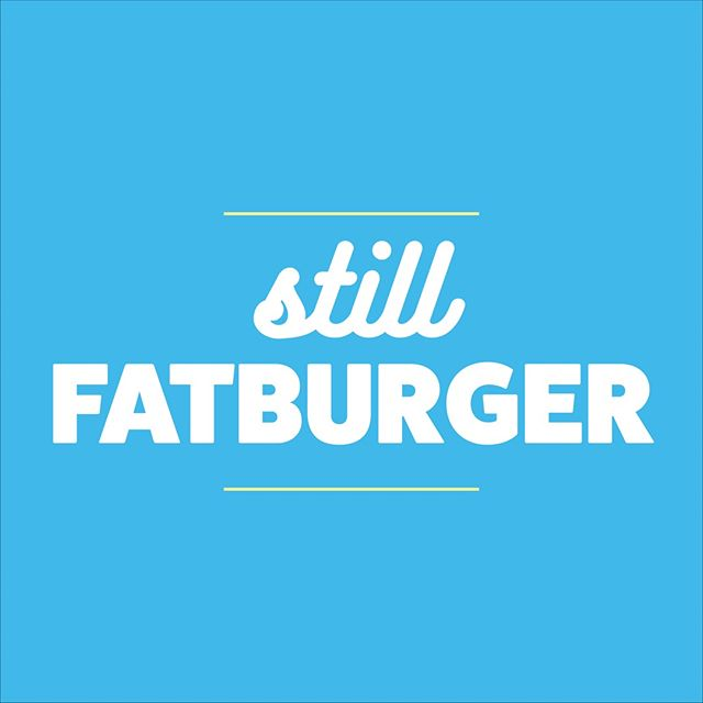 Don't worry; we'll always be the OG FATBURGER. 🏆