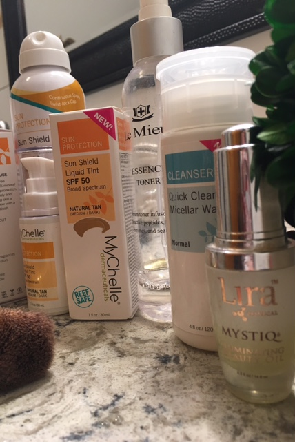 My favorite Summer skincare products!