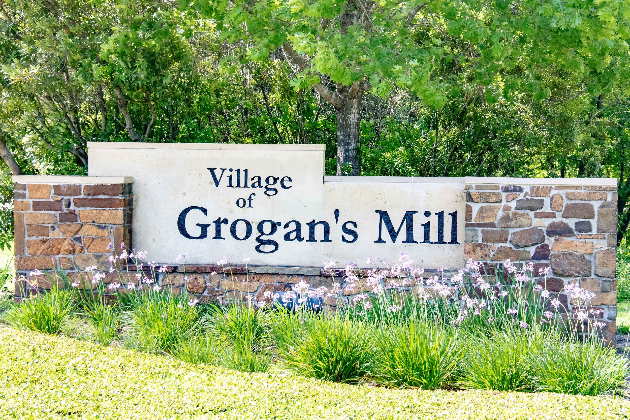 Village of Grogan's Mill