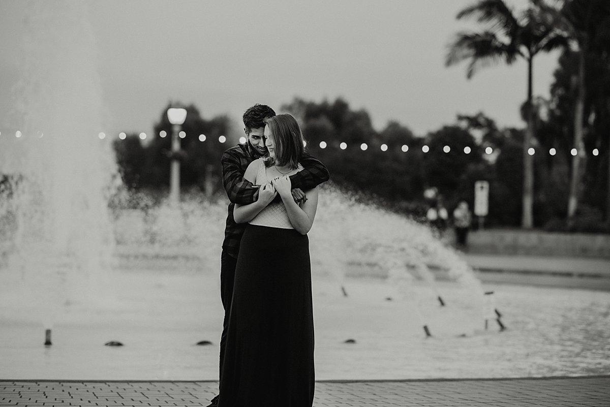 Balboa Park Engagement Session Lisa Fitts Photography