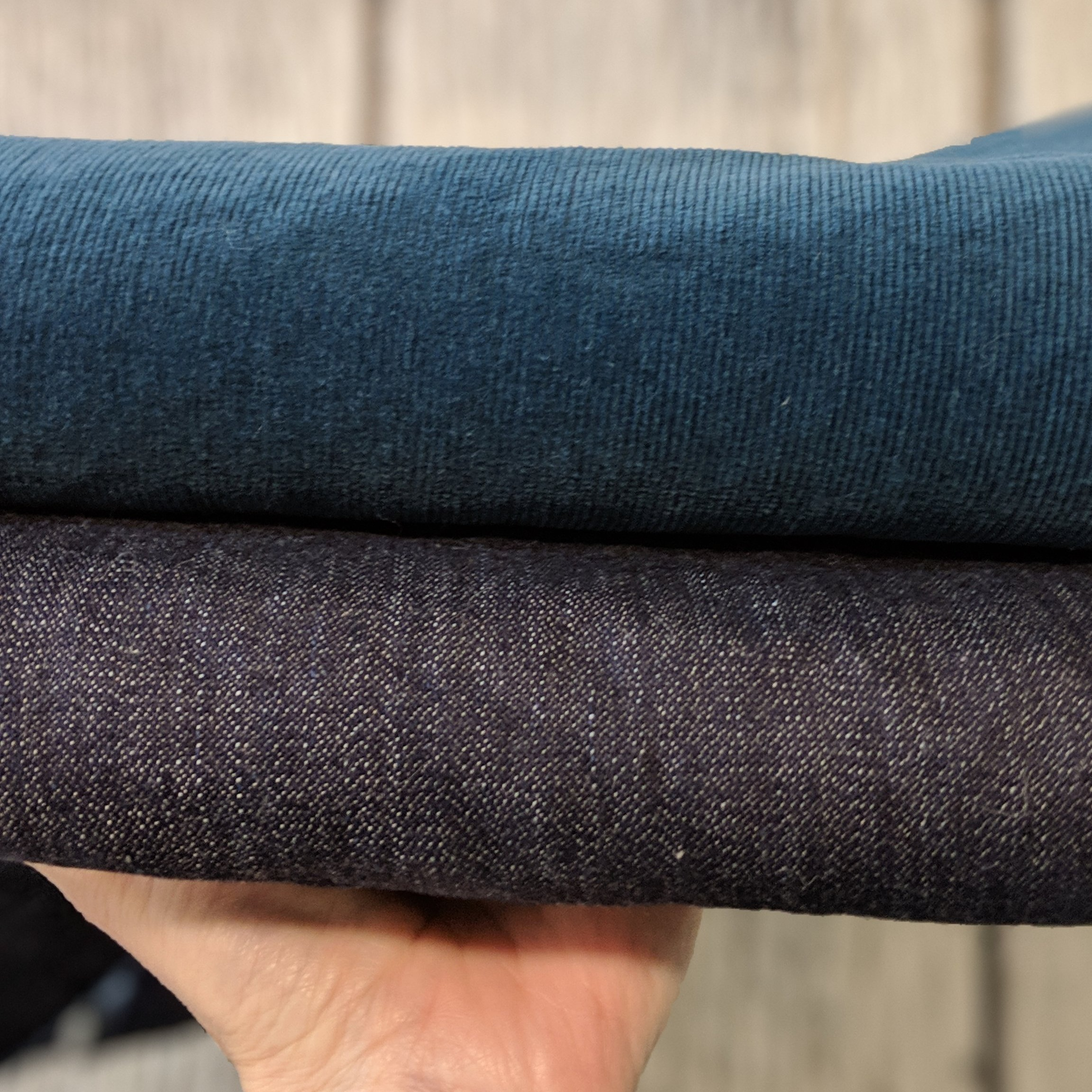 Stretch Corduroy from  La Mercerie