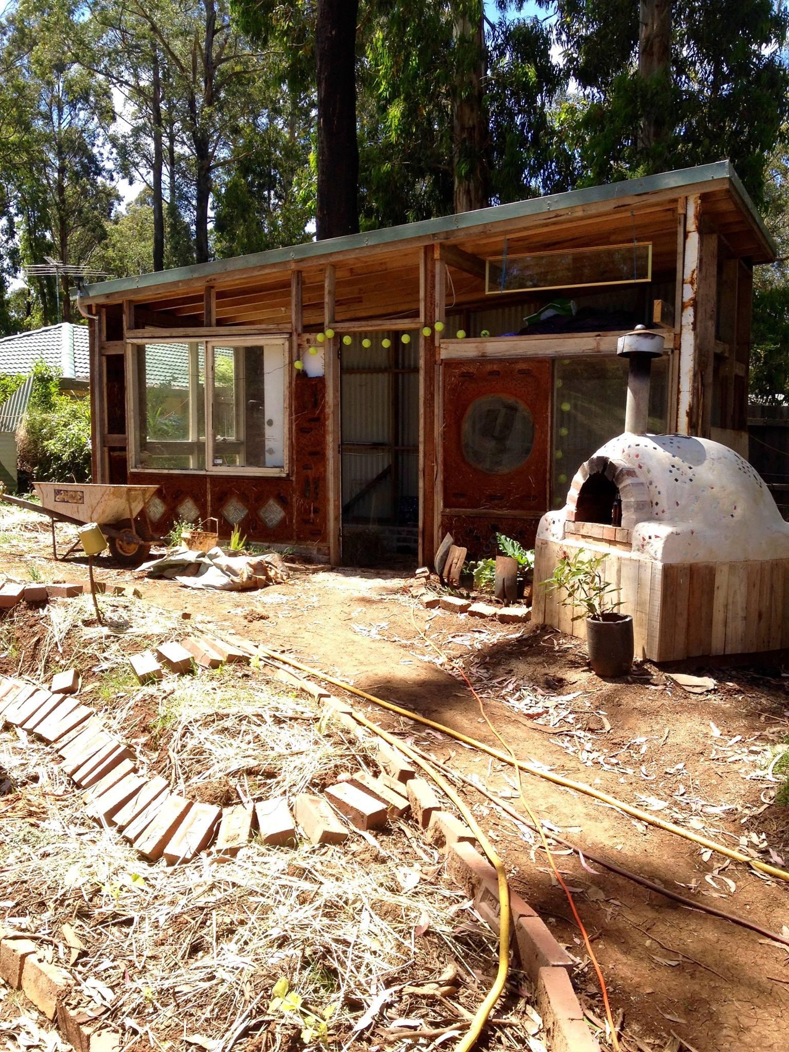 Natural Tiny House