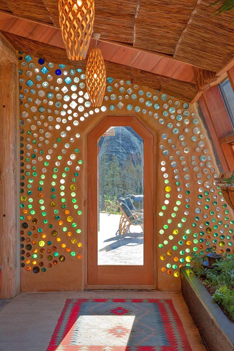 EARTHSHIPS & NATURAL BUILDING — Healthy Homes on castle earthship plans, earthship construction plans, building your own earthship,