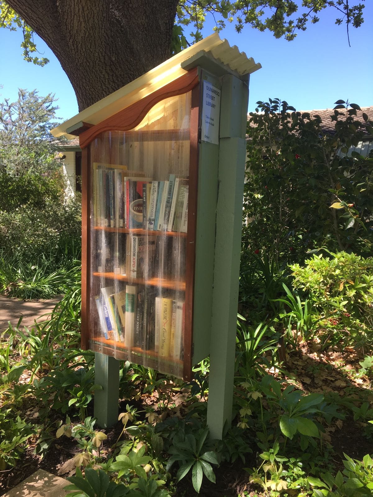 Community lending library