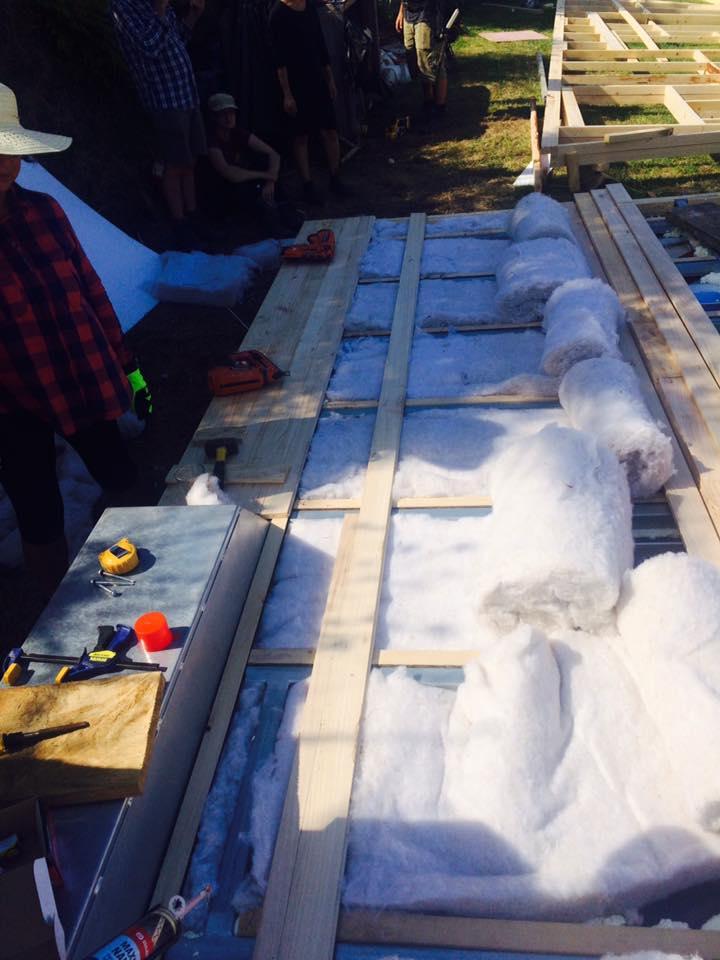 100% NZ wool insulation