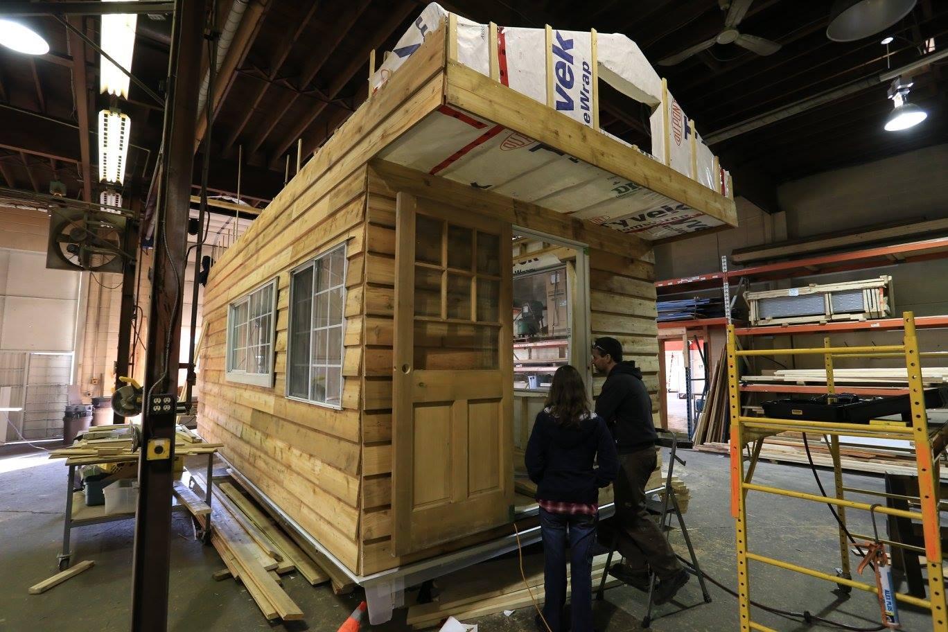 Monica Tiny House