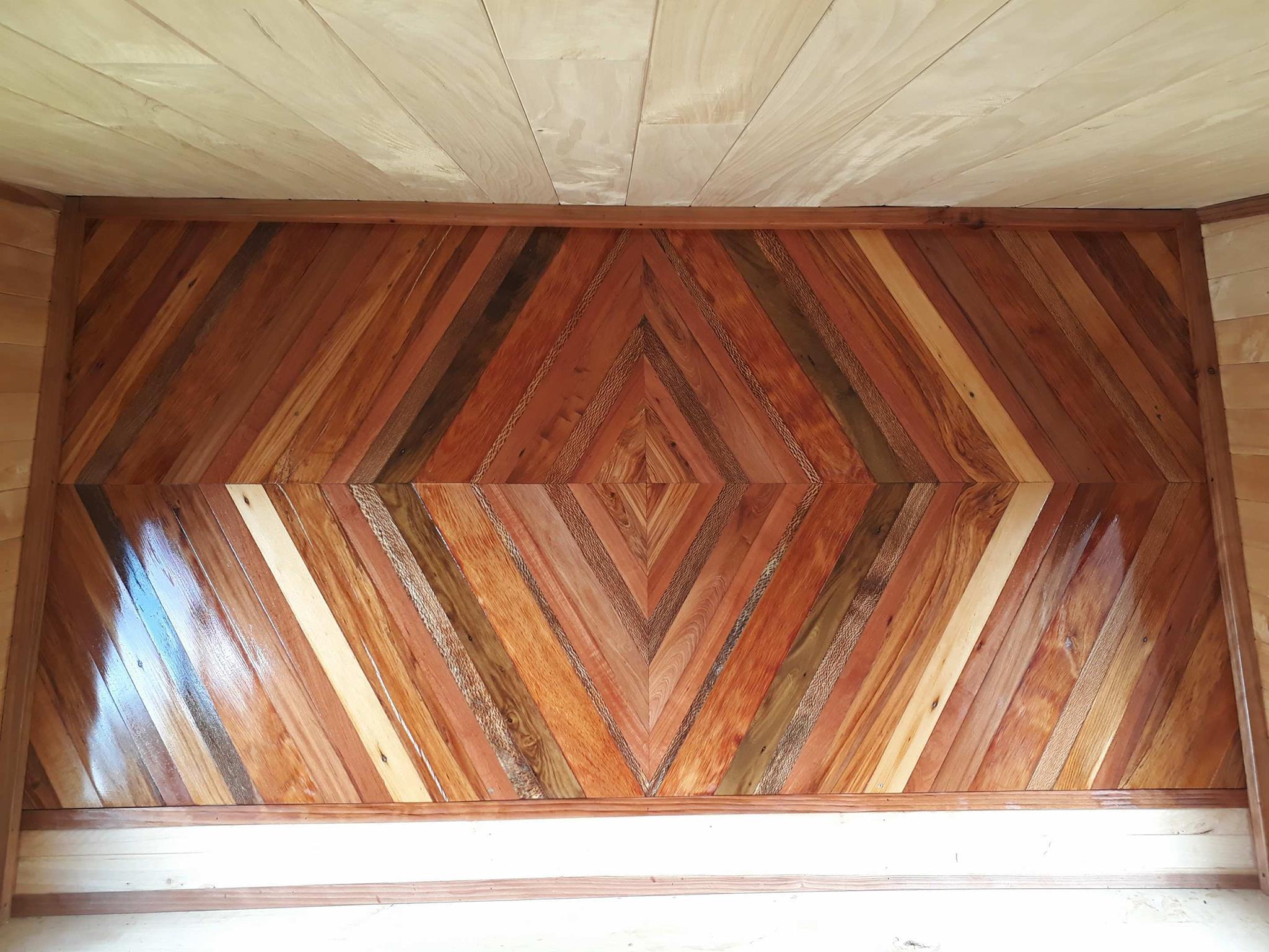 Jawa - Bedroom feature wall