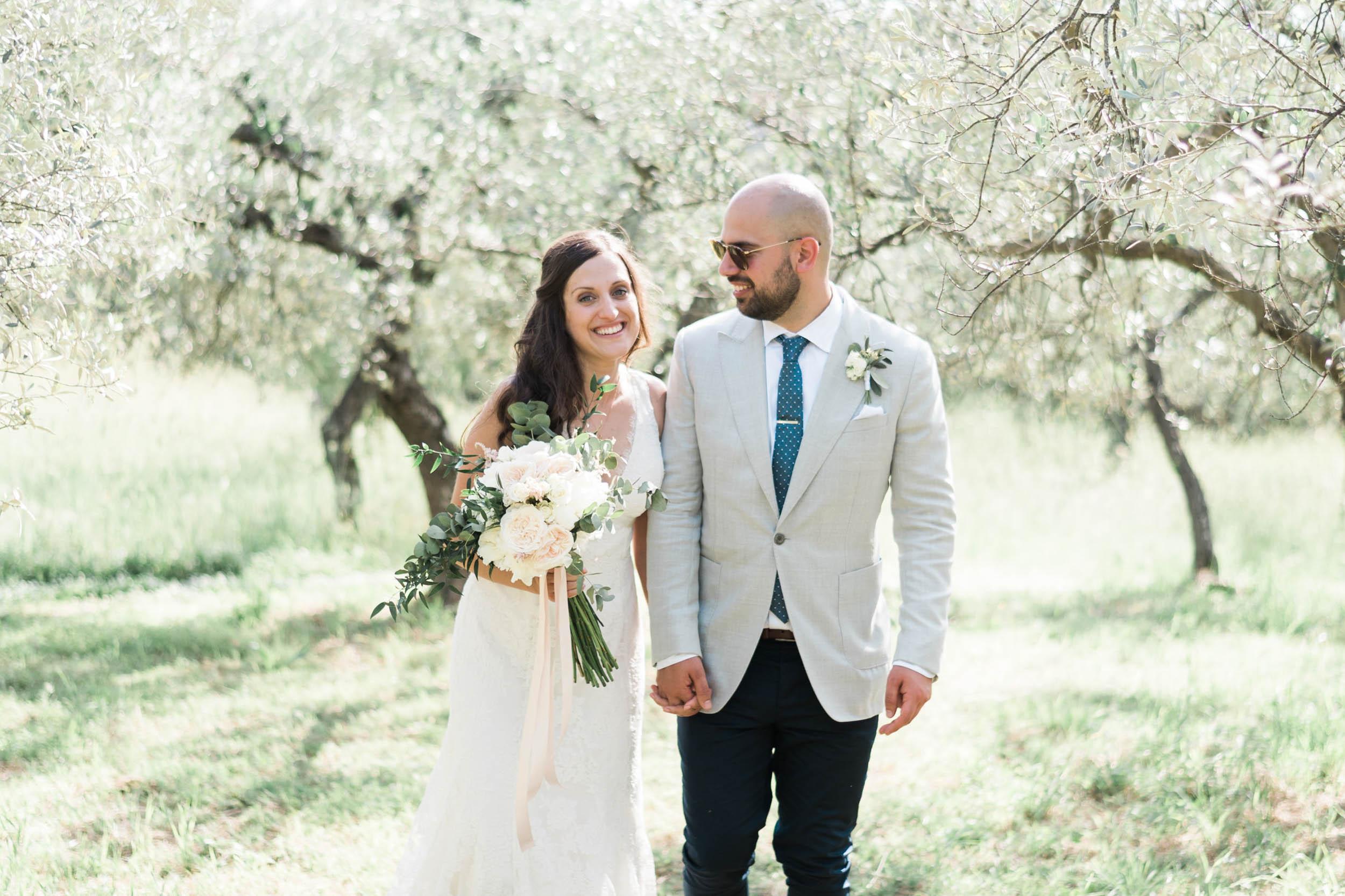 Emma & Peter - Elopment . Spoleto, Italy