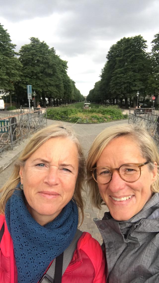 Greetings From Bonn! - Katrin & Ute