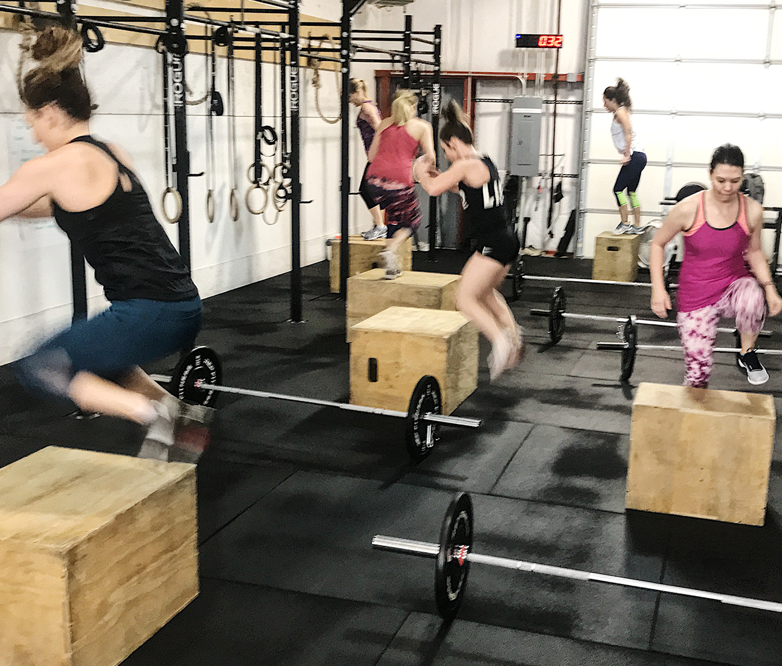 X-Fitness -