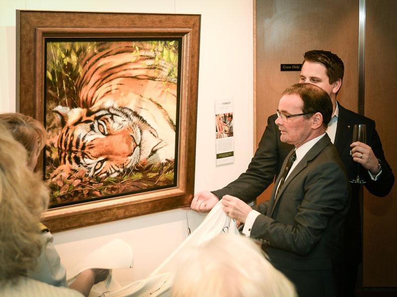 My new tiger.