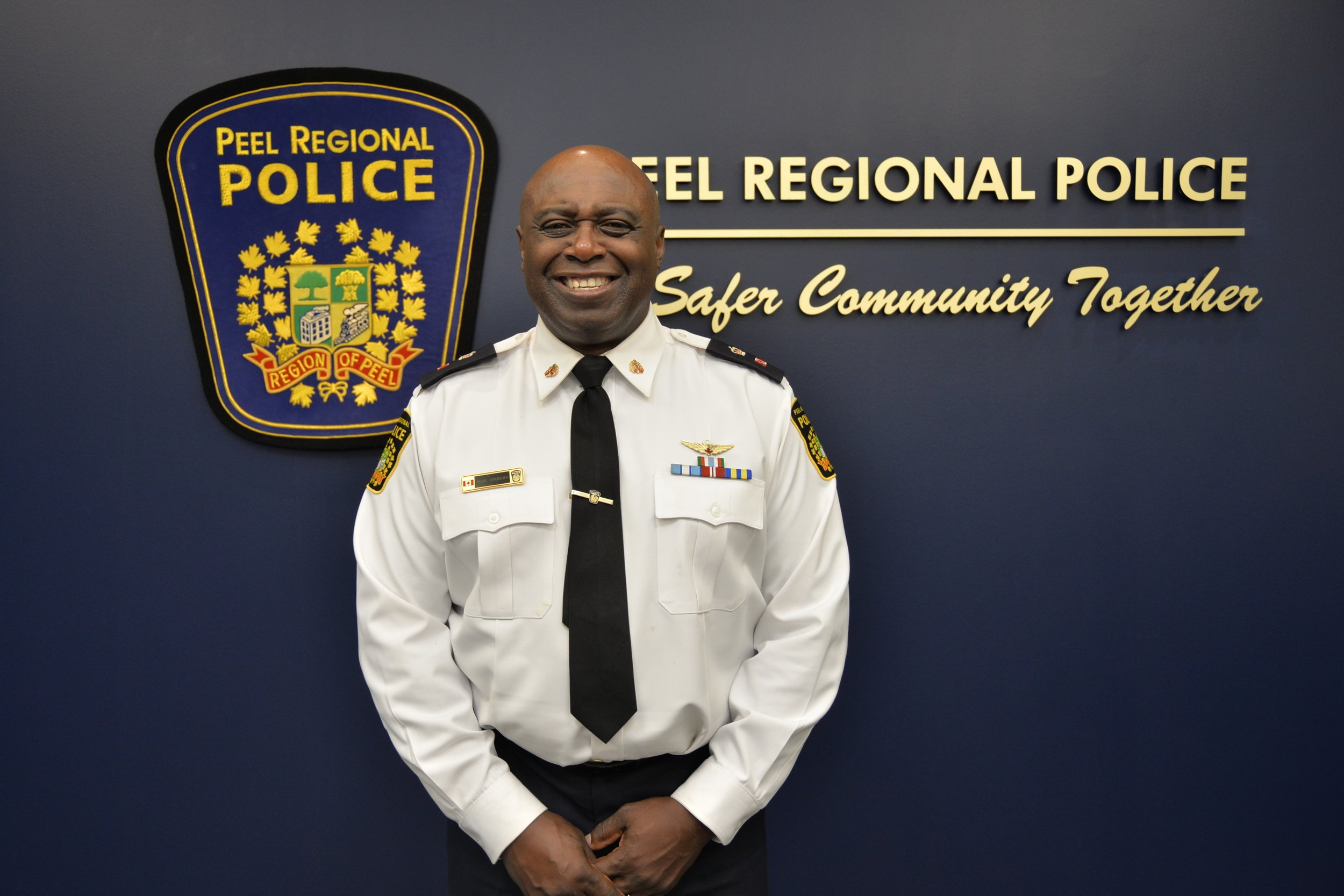 Deputy Chief Marc Andrews