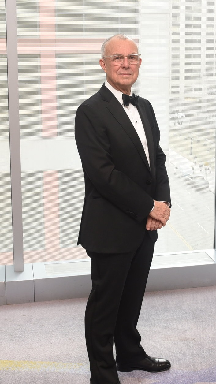 UWI Chancellor Robert Bermudez