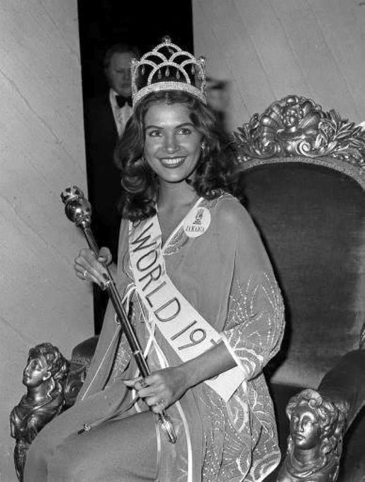 Miss World 1976 Cindy Breakspeare