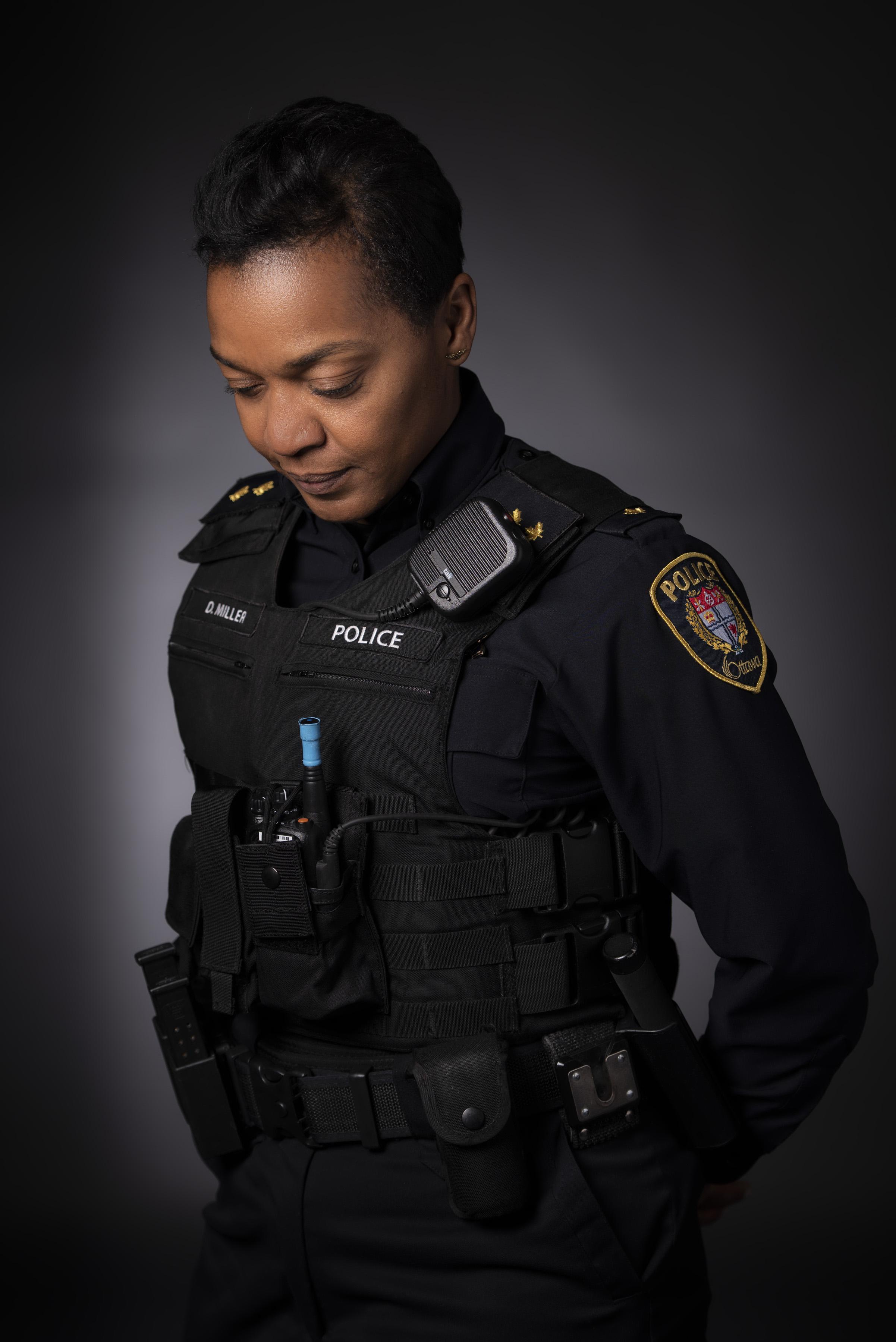 Inspector Debbie Miller