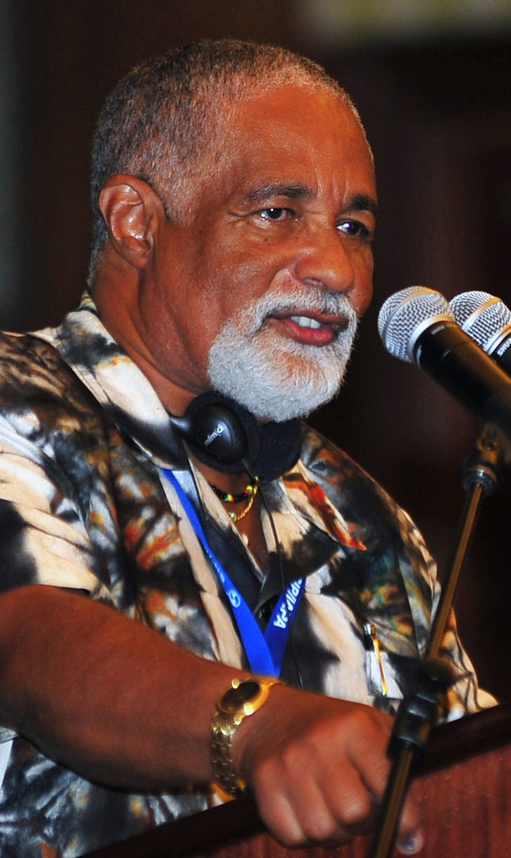 Harold Hoyte received a University of the West Indies honourary doctorate in 2005