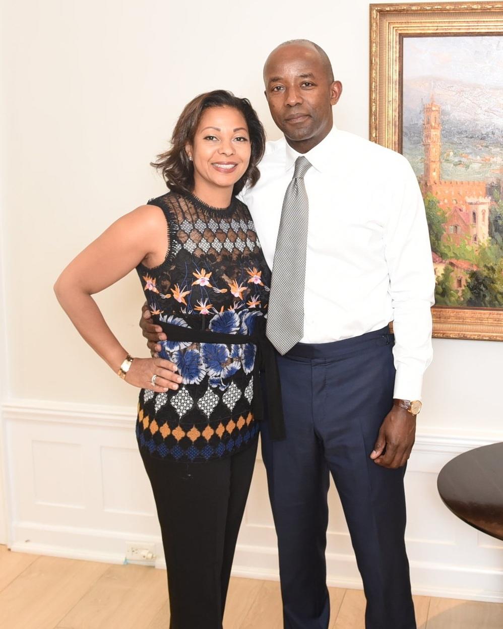 Drs. Frederick & Liza Murrell